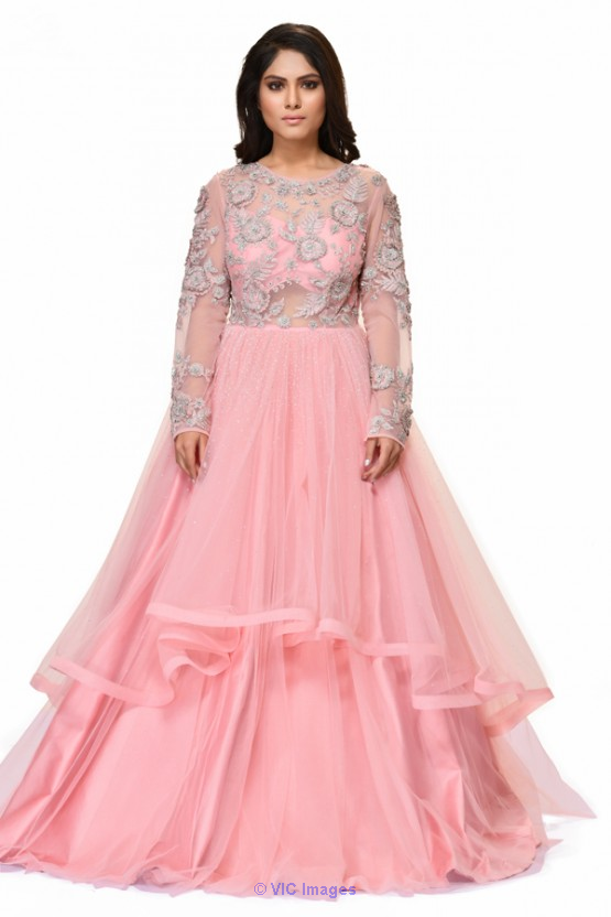 Shop for Indowestern gown online in this Diwali atlanta
