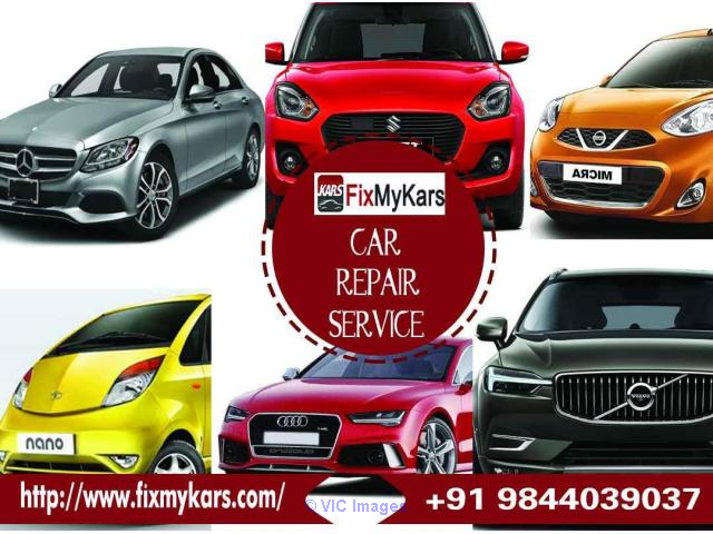 Car service center in Bangalore | fixmykars.com